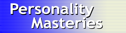 Personality Masteries